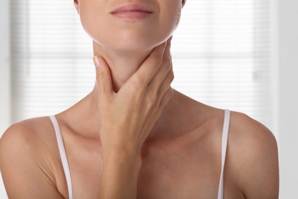 Acupuncture for thyroid dysfunction